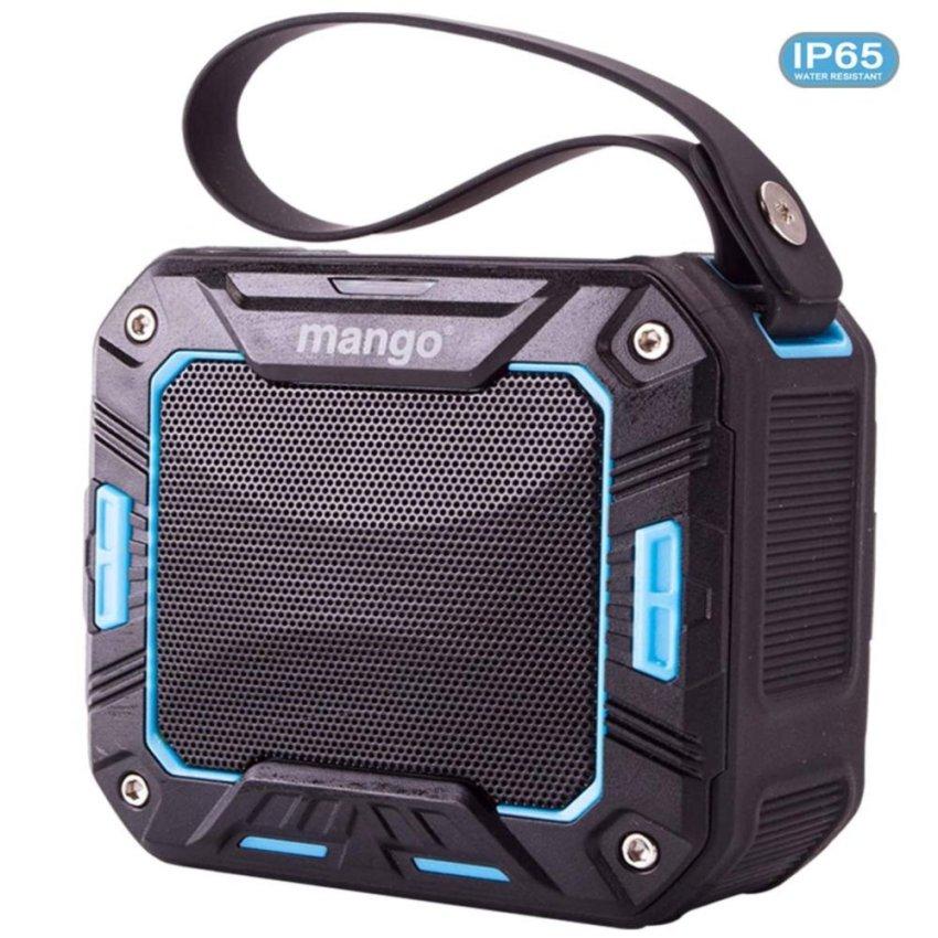 Waterproof Bluetooth Speaker (Pink)