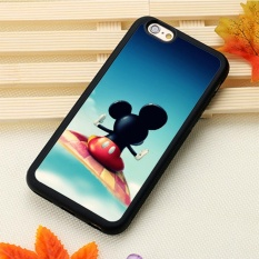 Mickey Mouse Magic Carpet Printed phone case for iPhone 5 5S SE - intl