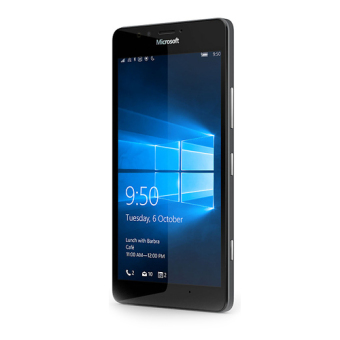 Microsoft Lumia 950XL Dual Sim 32GB (Black)