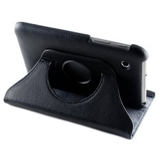 PHP 668. Moonmini Case for Samsung Galaxy Tab 2 7.0 P3110/P3100/P3113 Tablet Book Cover with Integral Support Function - Black ...