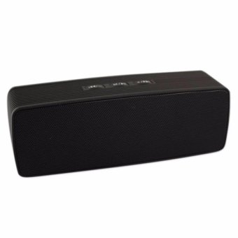 MS-321 Portable Wireless Bluetooth Mini Speaker (Black)