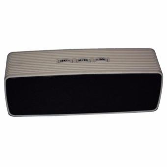 MS-321 Portable Wireless Bluetooth Mini Speaker (Grey)