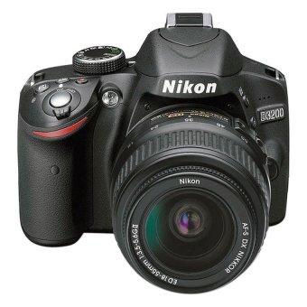 Nikon DSLR D3200 24.2MP with 18-55mm Lens Kit
