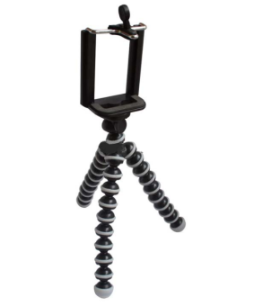 Octopus Style Portable and Adjustable Tripod Stand for Camera