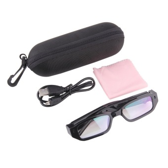 OH Mini HD Glasses Hidden Camera Sunglasses Eyewear DVR Video Recorder Cam