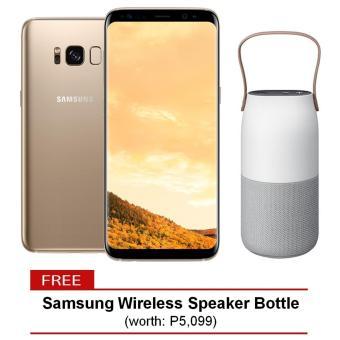 "PRE ORDER Samsung Galaxy S8+ 6.2"" 64GB (Maple Gold)"
