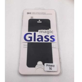Privacy Tempered Glass Screen Protector for AppleiPhone5G/5S(Privacy)