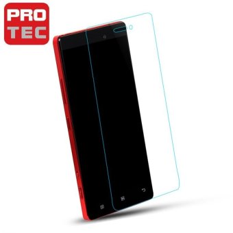 Protec Tempered Glass Screen Protector for Lenovo Vibe Shot