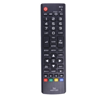 Remote Control AKB73715605 Replacement for LG 50LN5400 50PN450055LN5400 TV (Black) - intl