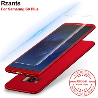 Rzants For Samsung S8 Plus Galaxy 360 Full Cover ShockProof Case - intl