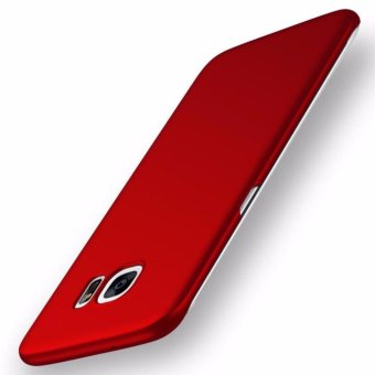 Samsung Galaxy S7 edge Case Smooth Colorful Series Ultra-Thin Anti-Drop Premium Material Slim Full Protection Cover - intl
