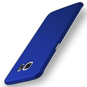 Samsung Galaxy S7 Edge Case, Smoothly Frosted Matte Shield Hard Cover Skin Shockproof Ultra Thin Slim Case Full Body Protective Scratch Resistant Slip Resistant Cover for Samsung S7 Edge - intl