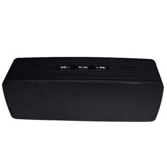 SDH201 Portable Wireless Bluetooth Mini Speaker (Black)