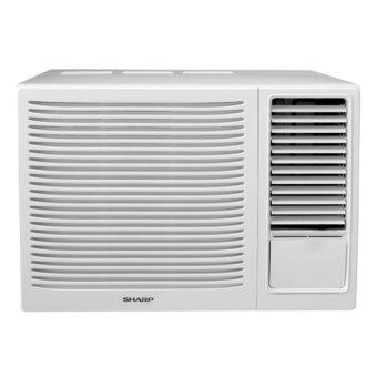 Sharp 0 5 hp window type airconditioner af g502cm silver for 2 5 hp window type aircon