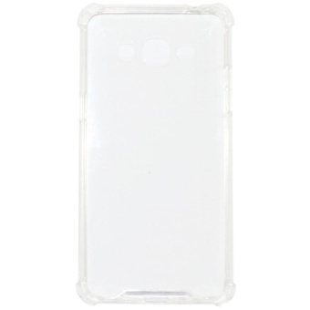 Shock-proof Back Case for Samsung Galaxy J2 Prime( white)