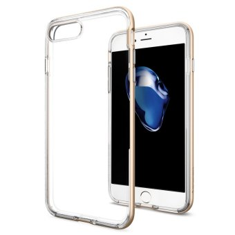 Spigen Neo Hybrid Crystal Case for iPhone 7 Plus (Champagne Gold)