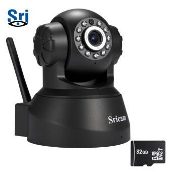 sricam sp012 1280x720 720p p2p wireless security ip camera