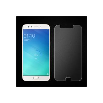 Tempered Glass Full Screen Protector HD For Oppo F3 Plus (Clear)