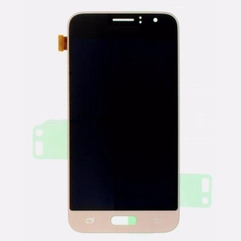 Touch Screen Digitizer LCD Display Replacement for Samsung GalaxyJ120 2016 Gold - intl