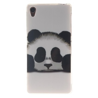 TPU Flexible Soft Case for Sony Xperia Z3 (Panda) - intl
