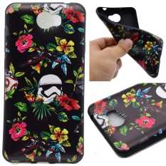 TPU Silicone Case Cover for Huawei Y5 II / Y5 2 (Ethnic Style) -