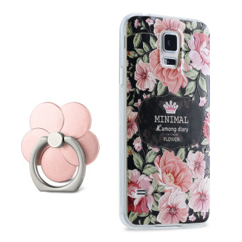 TPU Soft Phone Case for Samsung Galaxy S5 Multicolor .