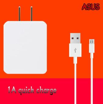 Travel / Home Quick Charger For ASUS Quick Charger Smart Phone WhitUSB Cable-1A