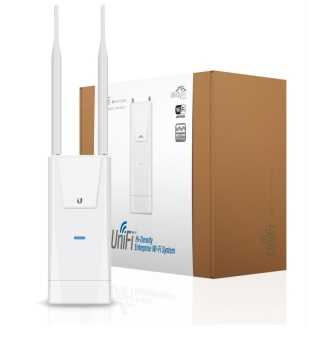 Ubiquiti UniFi Outdoor+ 2.4GHz Long Range Outdoor Wifi Access Point