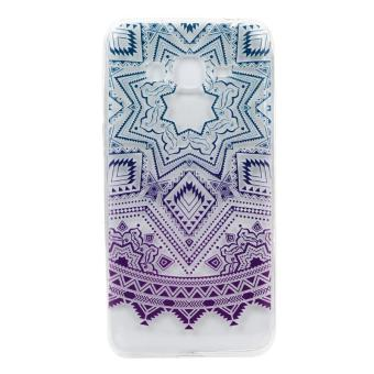 Ultra-Thin Soft Flexible TPU Case for Samsung Galaxy J2 Prime (Pattern-5) - intl