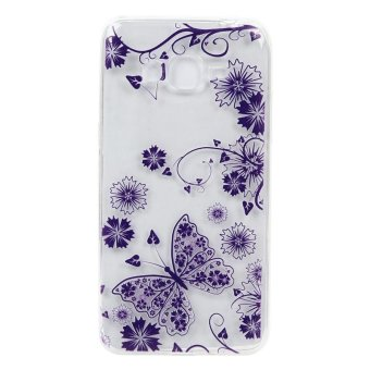Ultra-Thin Soft Flexible TPU Case for Samsung Galaxy J2 Prime (Pattern-8) - intl