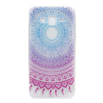 Ultra-Thin Soft Flexible TPU Case for Samsung Galaxy J2 Prime(Pattern-2) - intl