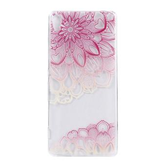Ultra-Thin Soft Flexible TPU Case for Sony Xperia XA (Pattern-3) -intl