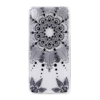 Ultra-Thin Soft Flexible TPU Case for Sony Xperia XA (Pattern-7) -intl