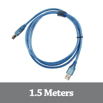 USB 2 A Male to B Male Printer 1.5M Cable