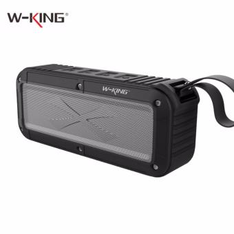 W-KING S20 Portable Waterproof Wireless Bluetooth Speaker FM RadioPC Shockproof