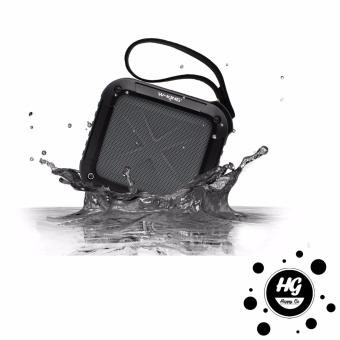 W-King S7 Waterproof Wireless Speaker Black