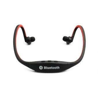wireless bluetooth headphones red lazada ph. Black Bedroom Furniture Sets. Home Design Ideas