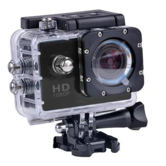 XIAOCAI-W110 HD DV 1080p 16MP Sports Action Camera (Black)