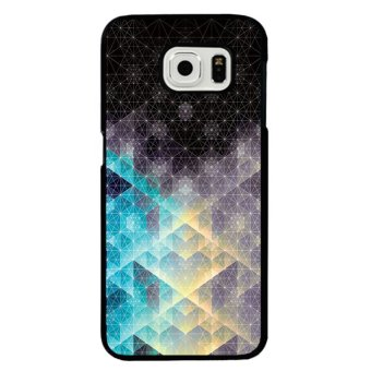 Y&M Cell Phone Case For Samsung Galaxy S6 Fashion DesignPrinted Cover (Multicolor)