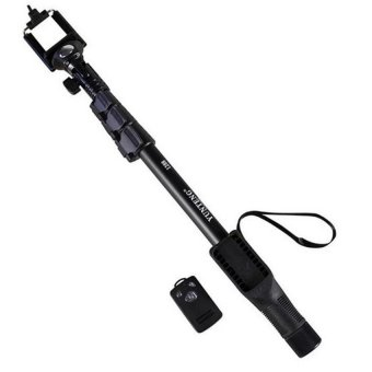 yunteng monopod selfie stick bluetooth yt 1288 black lazada ph. Black Bedroom Furniture Sets. Home Design Ideas