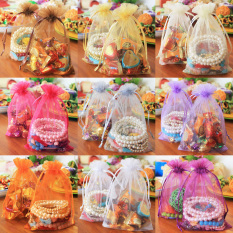 ... pcs Sheer Organza Wedding Party Favor Decoration Gift CandyBags 7*9