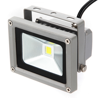 10w High Power LED Outdoor Flood Wash Light Lamp DC12V (Pure White)