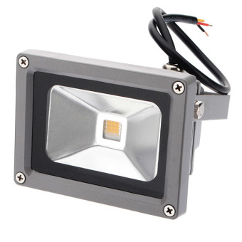 10W LED SMD 1000LM Warm White Flood Wash Outdoor Wall SpotLight Lamp Bulb DC 12V