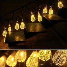 20 LED Mesh Ball Fairy String Light Holiday Wedding Party Patio Christmas  Decor