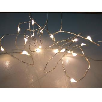 2M 20 LED Copper Wire String Fairy Lights Party light