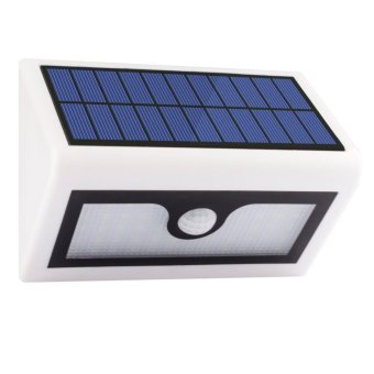 50 LED Motion Sensor Solar Lights, Wireless Outdoor Garden Lights, Patio Lights Driveway Lights Waterproof Hanging Solar Light - intl