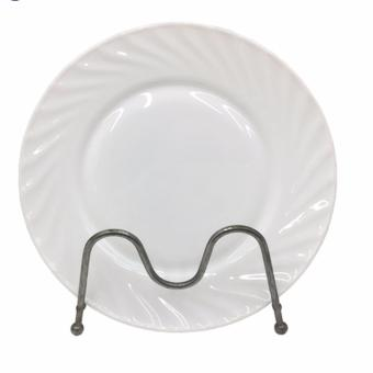 AMERICAN CHOICE DINNER PLATE WHITE (6 PIECE ) 66230019
