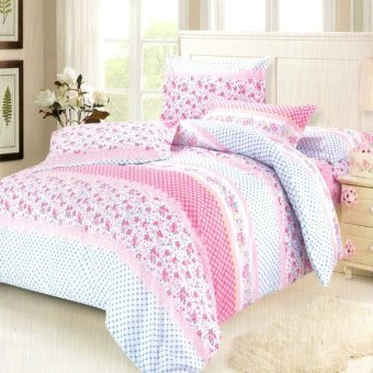 Beverly's Linen Collection Bedsheet Set (Multicolor) - BBL-0155