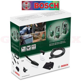 Bosch Car Wash Accessory Kit for AQT Pressure Washers