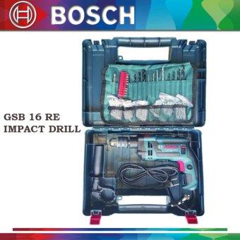 Bosch gsb 16 re impact drill wrap blue black lazada ph - Bosch gsb 16 re ...